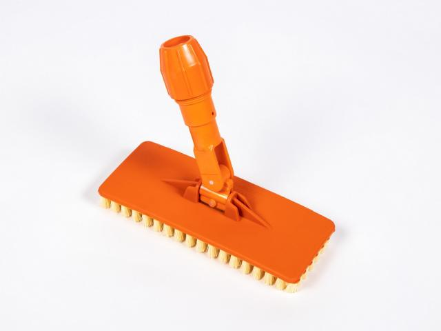 Shank-Free Scrubbing Brush - Briarwood Products