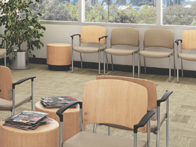reliable furniture for meeting spaces - SWS Group