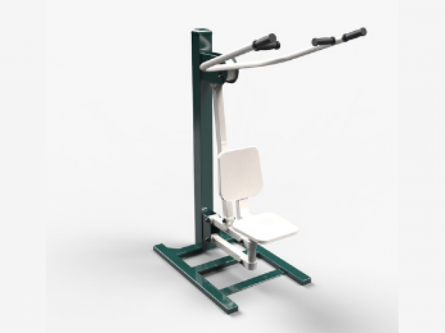 safe and durable seated lat pull canada - sws group