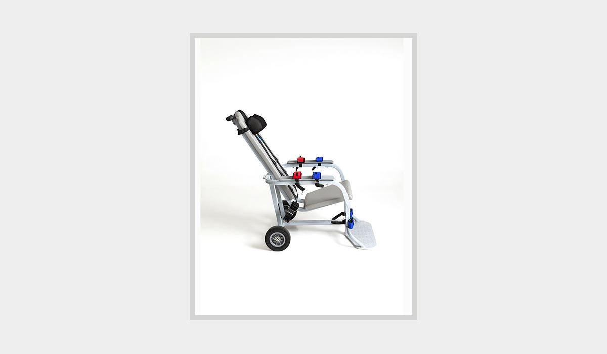 SoftGuard Medical Chair