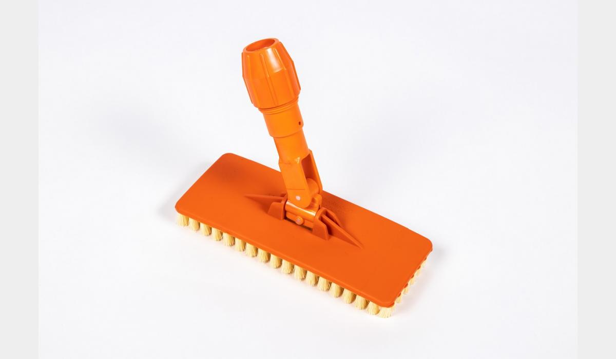 Shank-Free Scrubbing Brush - Briarwood Products