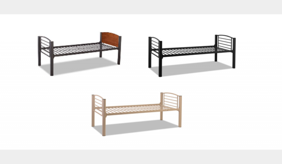 Bunkable Steel Bed - SWS Group