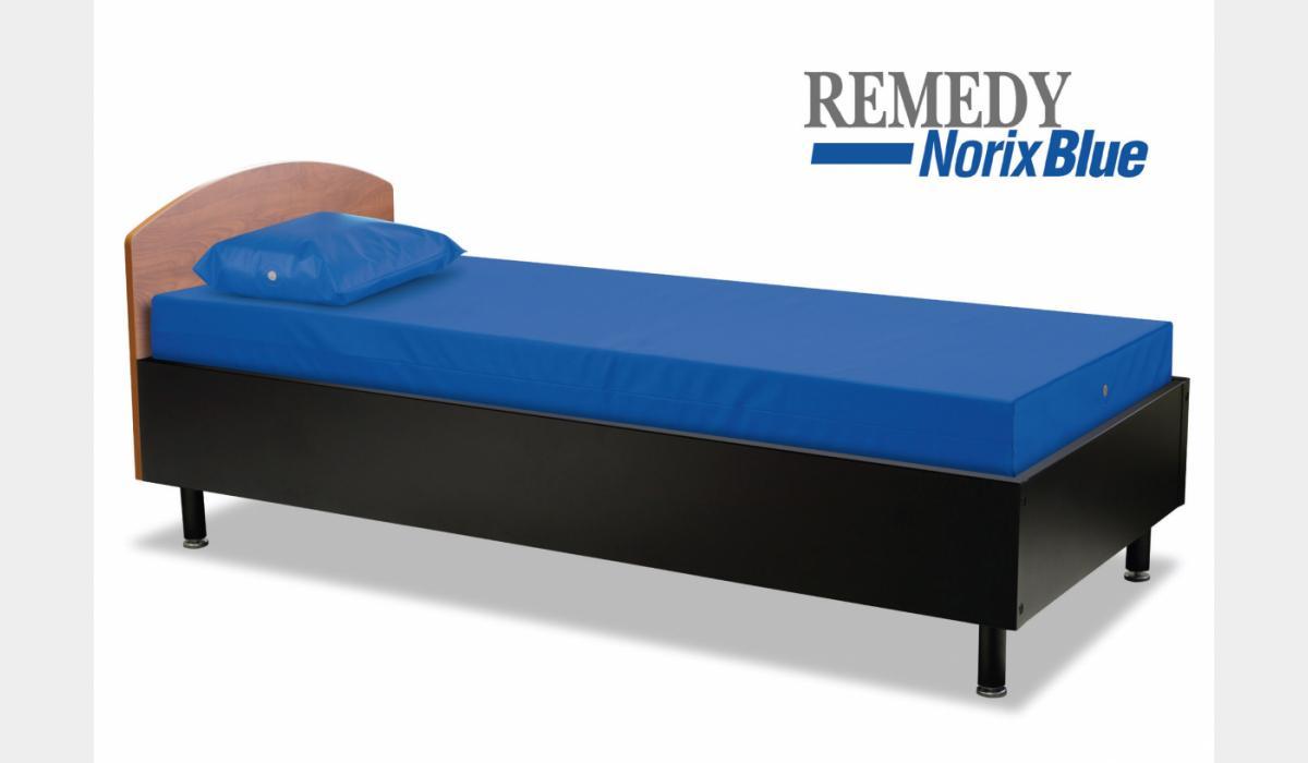 Remedy Mattress on Titan Bed